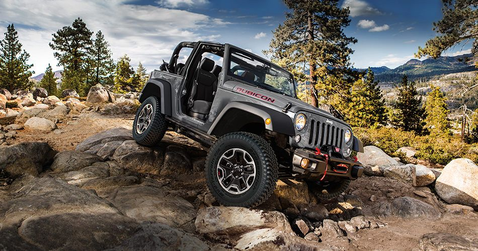 2014 Jeep Rubicon X Fully Capable OffRoad SUV (With