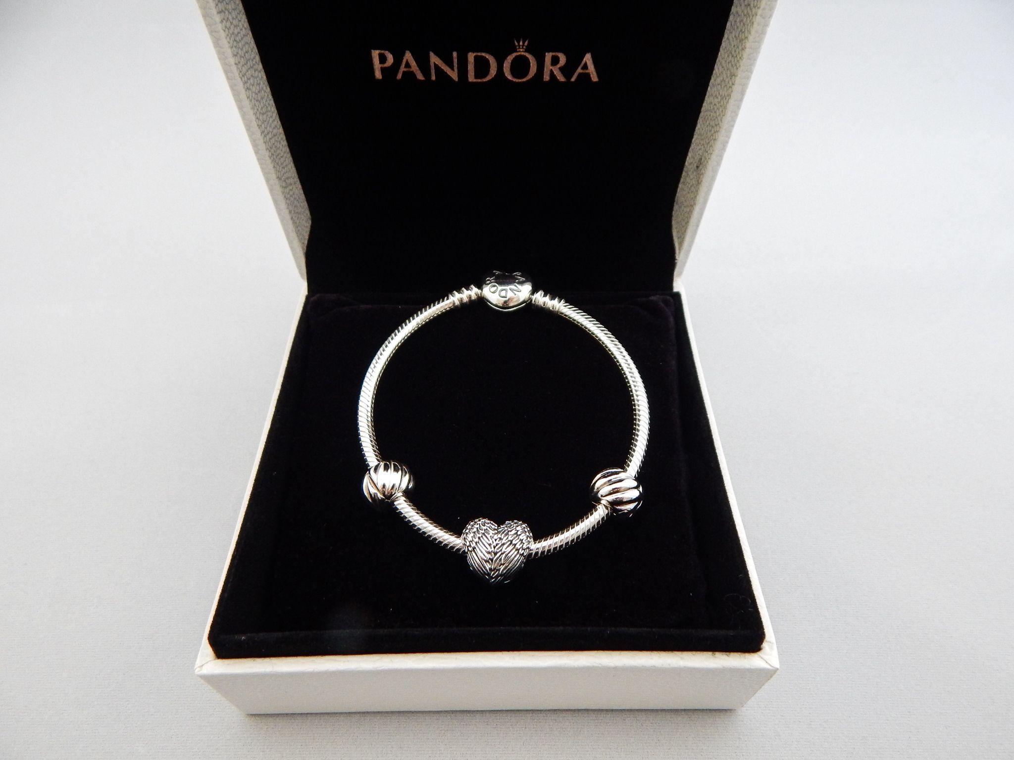 f330d1547 Pandora Jewelry 60% OFF! >>>Visit>> The heart clasp Pandora bracelet ...