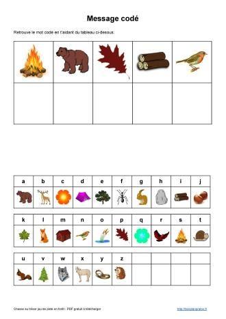 Scénario gratuit de chasse au trésor / jeu de piste à télécharger en PDF et à imprimer, a ...