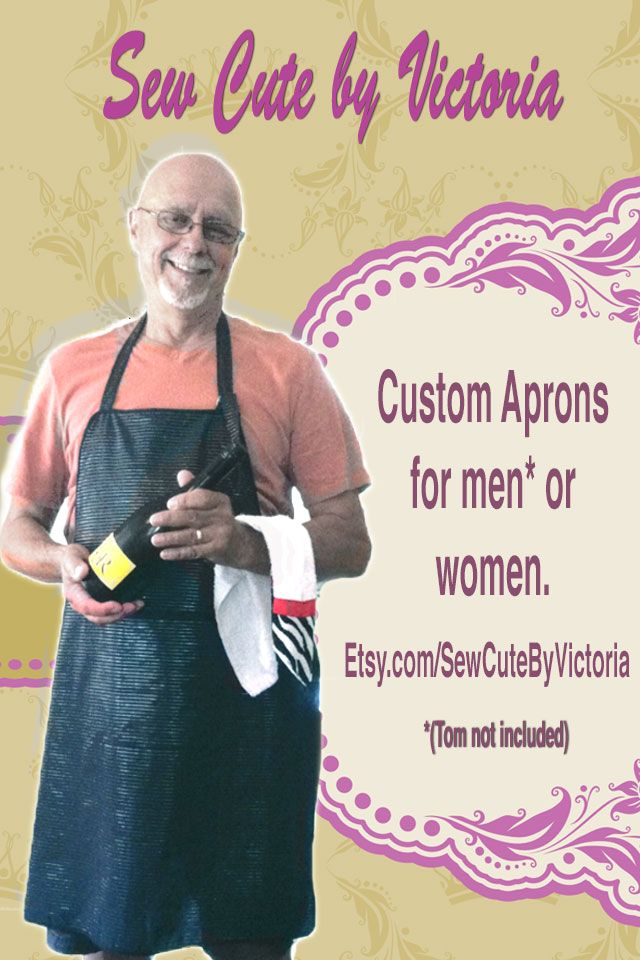 Men Amp Womens Custom Aprons Yes I Can Do Matching Male
