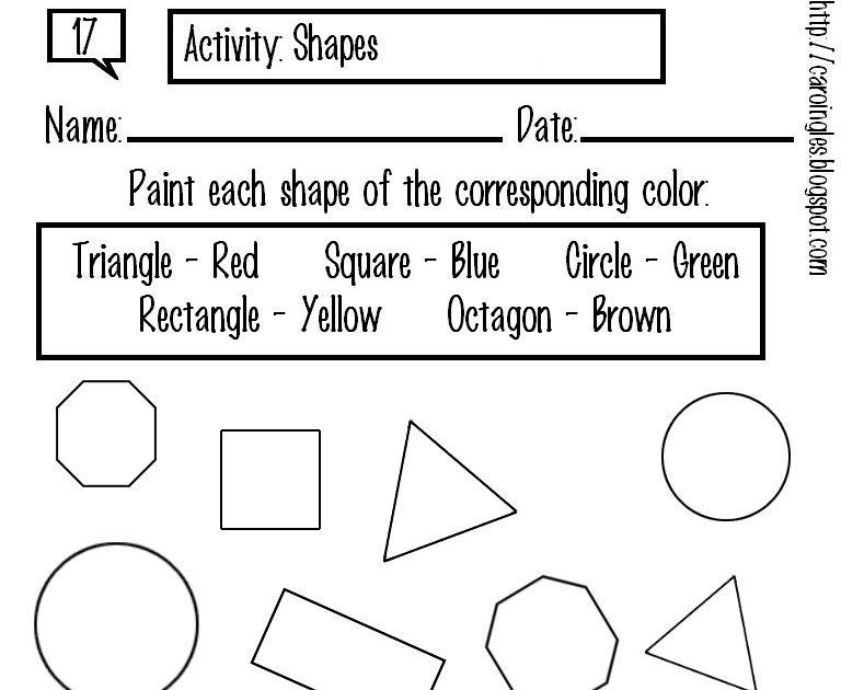Colorear figuras geometricas online dating