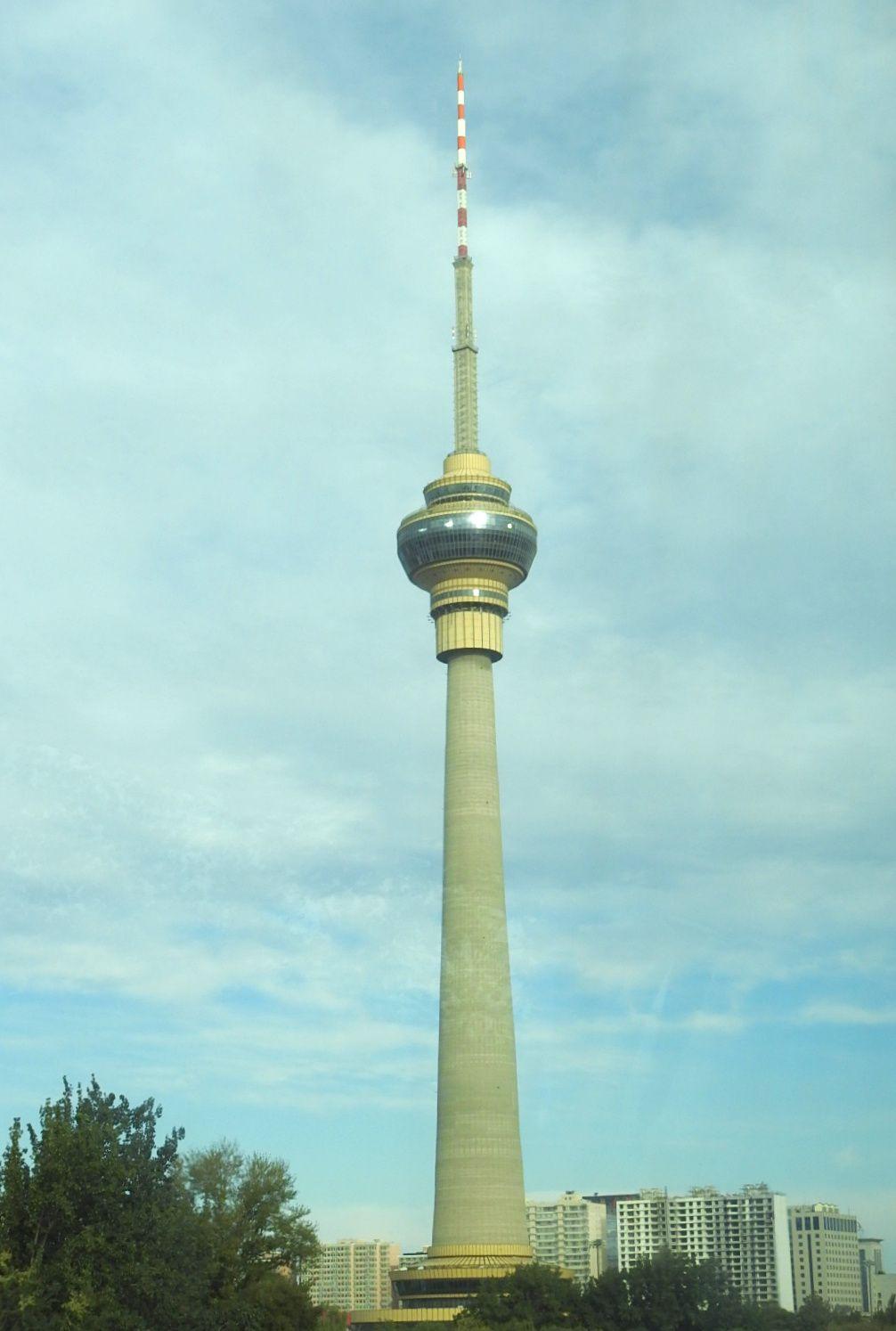 Radio & TV Tower of Beijing, China | Radio & TV Towers of