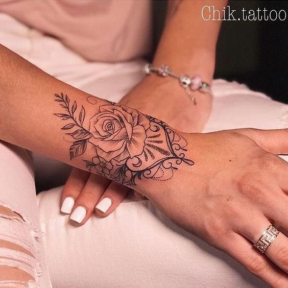 30x Die Schonsten Armband Tattoos Frauen