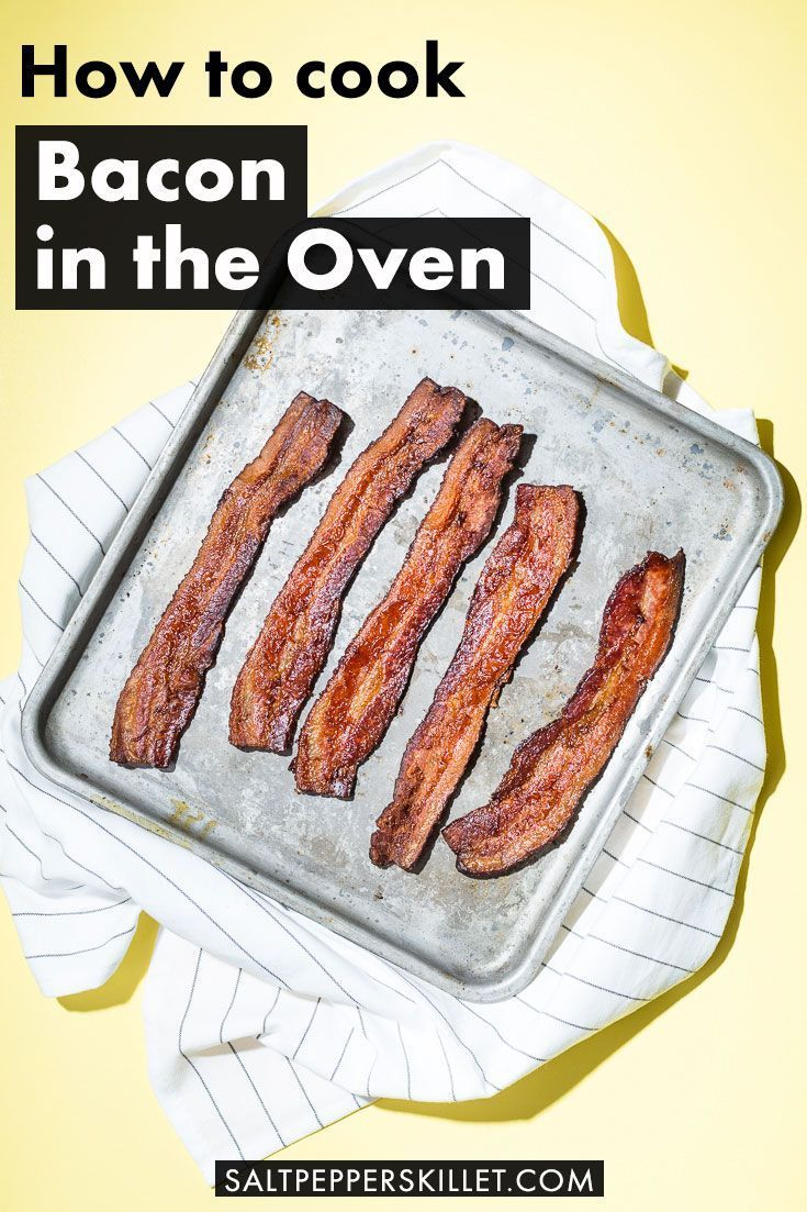How to cook bacon in the oven ,  #Bacon #Cook #Drink #Food #Meat #Oven #Snacks