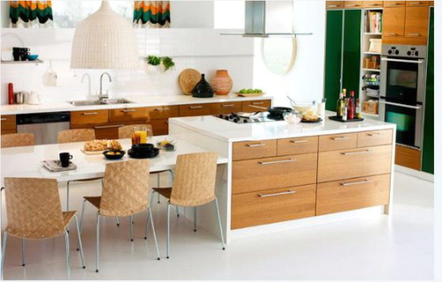 42 Inexpensive IKEA Kitchen islands with Seating Ideas