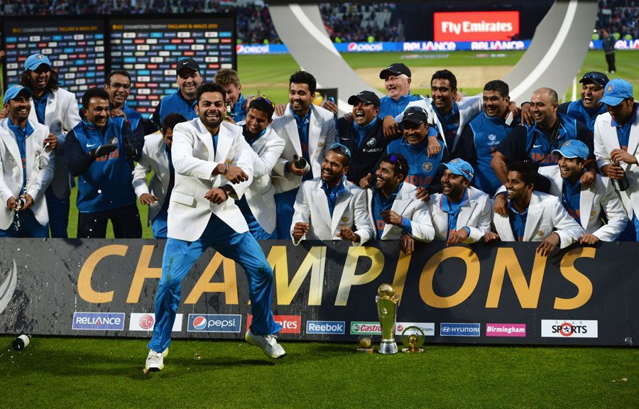 Select Champions Trophy Squad Immediately Coa To Bcci: India's Bowlers Defended A Modest 129 Runs To Consign