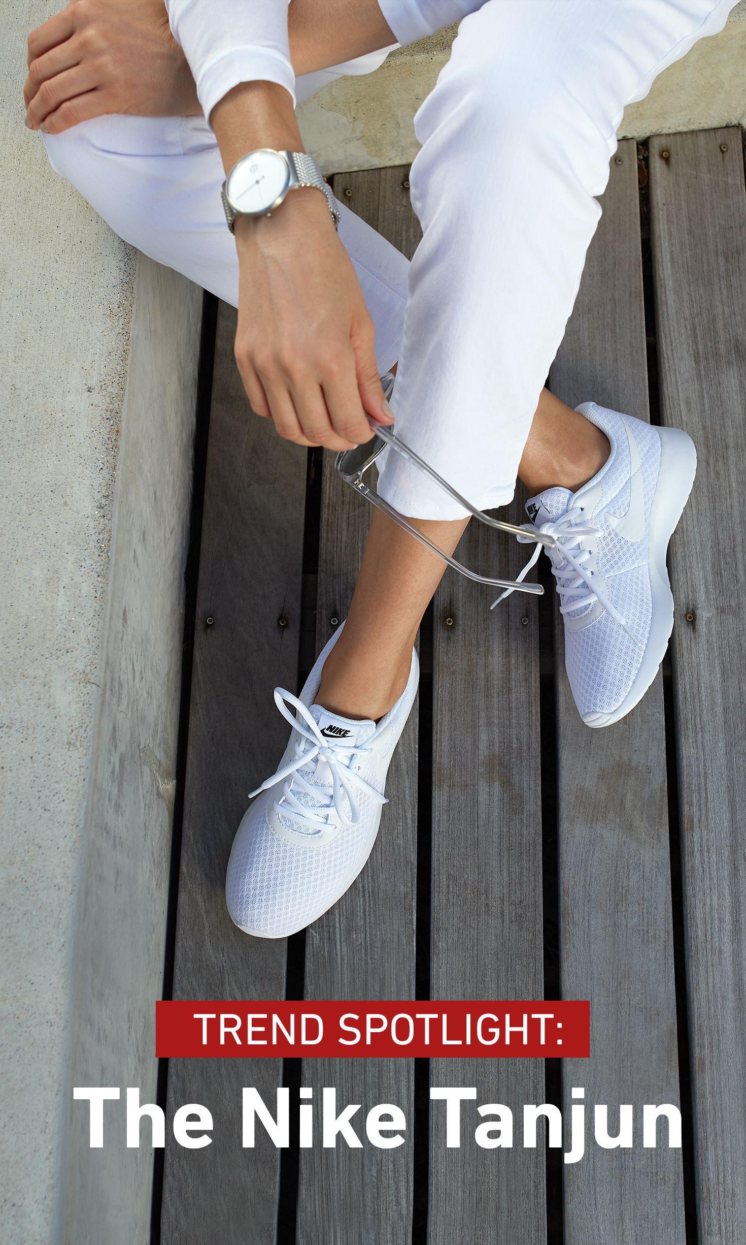 Trend Spotlight: The Nike Tanjun (AKA That Shoe You're Going