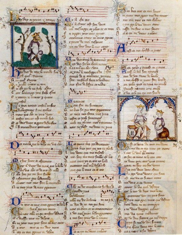 rom n de fauvel de todas las versiones del manuscrito conservadas el ejemplar conocido como bn. Black Bedroom Furniture Sets. Home Design Ideas