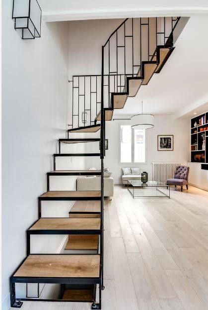 Pin de Denny en Escalera | Pinterest | Escalera, Recamara y Moderno