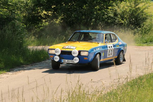 Image result for olympia rally 1972