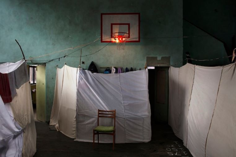 Premier prix ''General News'' - Photo isolée ©Alessandro Penso, Italy, OnOff Picture http://www.photo.fr/blog/wolrd-press-photo-2014-le-palmares.html