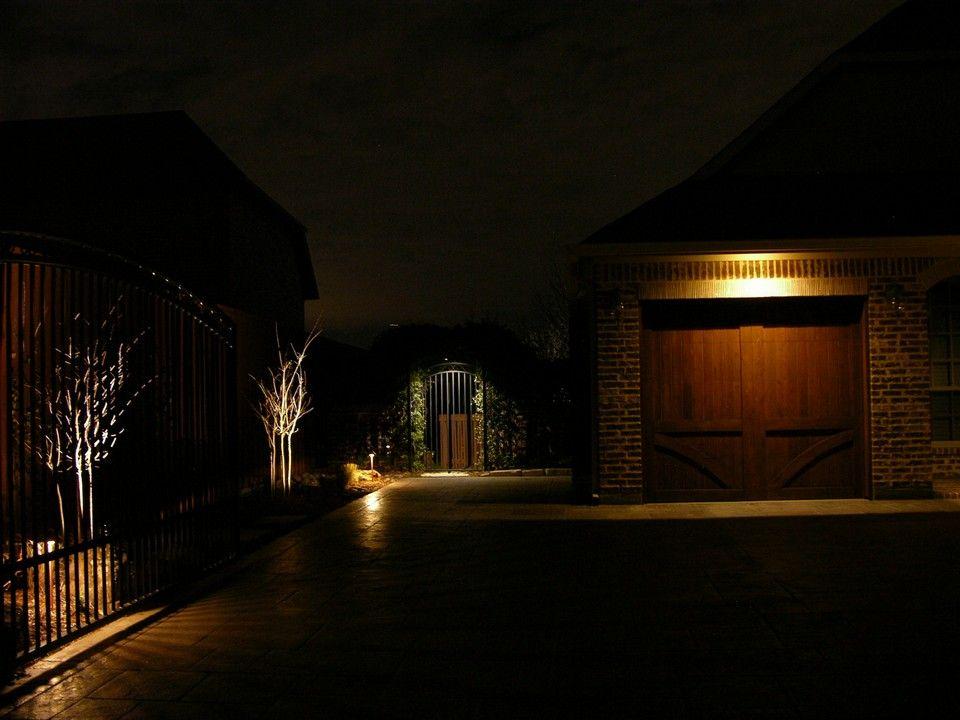 outdoor security lighting dallas ft