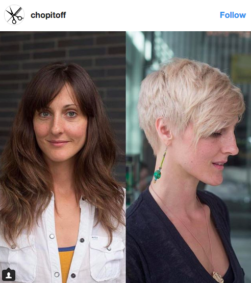 15 Drastic Before And After Haircut Photos That Will Motivate You To Get To The Salon Long Hair Styles Thin Hair Haircuts Before And After Haircut