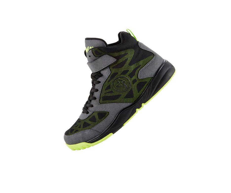 06fa169433b ZUMBA® Energy Rush Shoes Black Yellow US 10.0  ZumbaFitness  FashionSneaker