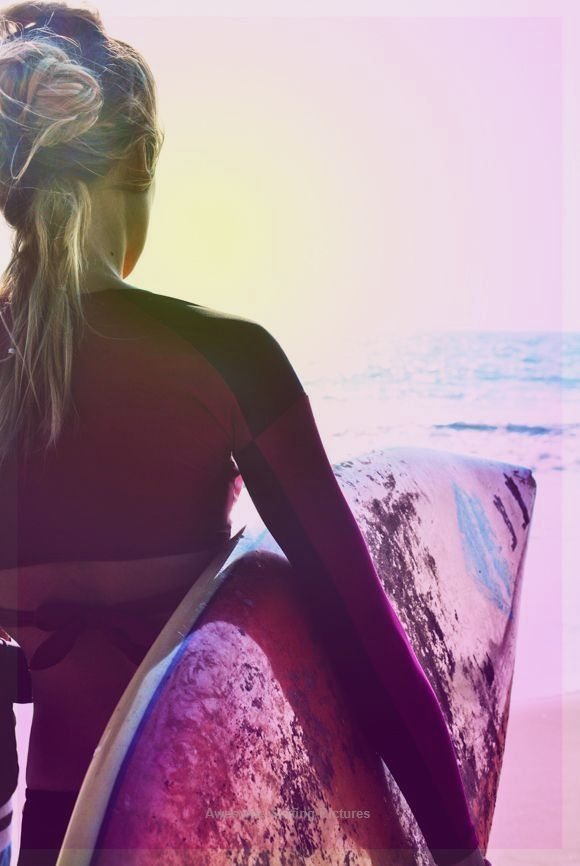 Surf, Surfing, Summer months, Sand, Salt, Ocean, Waves. RePinned By: Live life Wild Be No cost www.