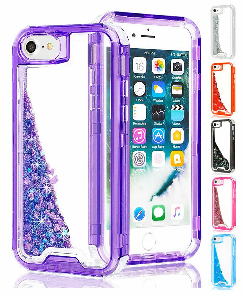 Pin By Snessa On Iphone 7 Cases Glitter Iphone Case Liquid Glitter Iphone 6 Case Iphone Phone Cases