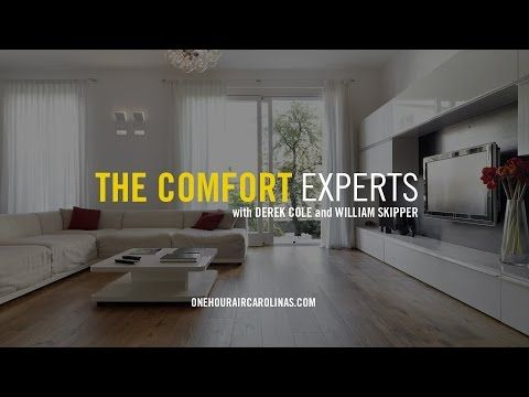 The Comfort Experts Intro Youtube With Images Thermostat
