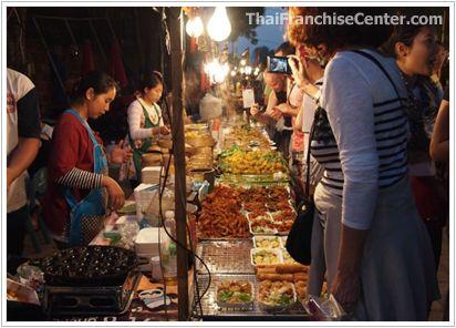 10 อันดับตลาดยอดนิยมในประเทศไทย