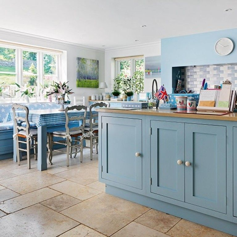 A Look at Home Decor Trending Colors of 2017 - Page 3 of 5. Country Kitchen DesignsBlue ... & A Look at Home Decor Trending Colors of 2017 - Page 3 of 5 | Blue ...
