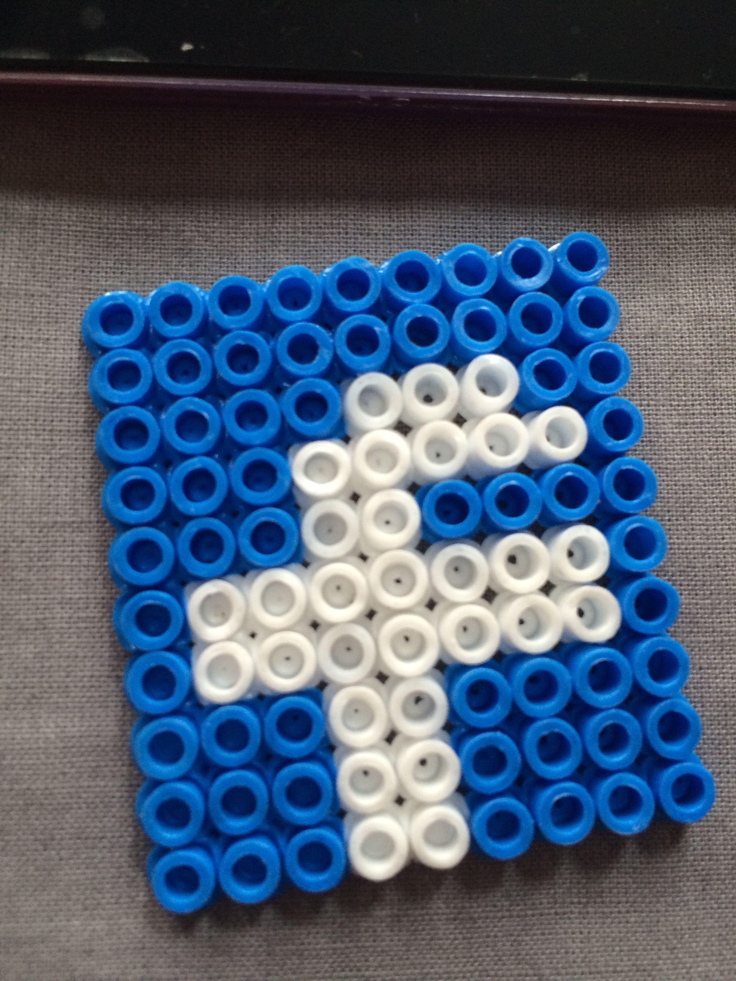 Logo facebook de hama (con imágenes) Hama beads, Hama, Cosas