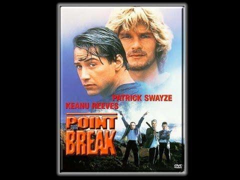 Filme Cacadores De Emocao Point Break Dublado Cartazes De Filmes Classicos Capas De Filmes Cartazes De Filmes