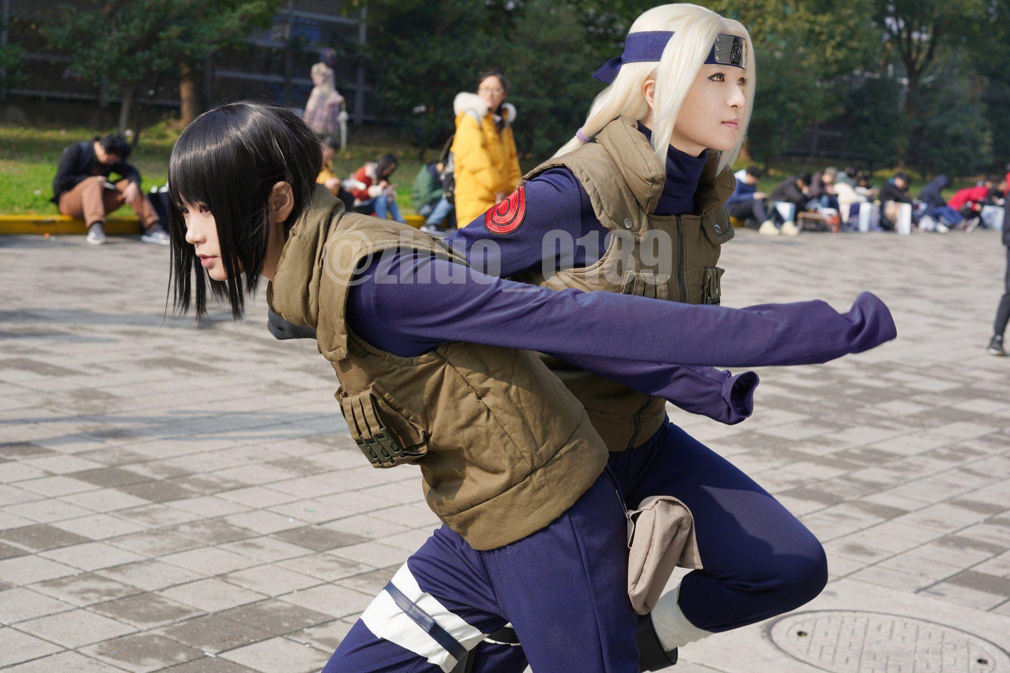 Imagem de Naruto shippuden cosplay por Who?