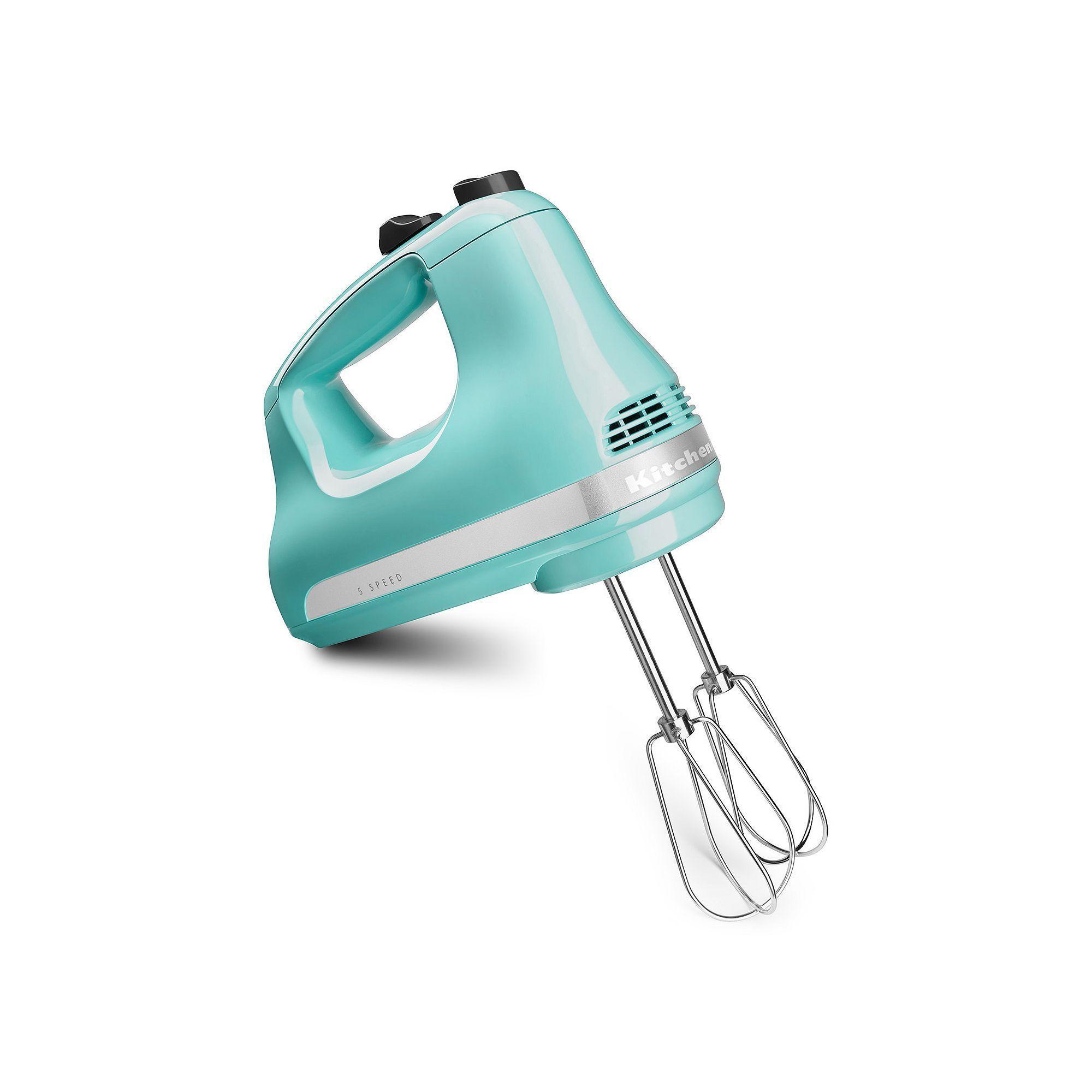 Kitchenaid khm512 5speed ultra power hand mixer