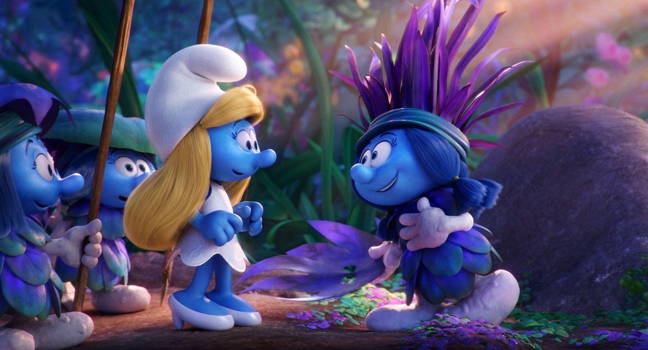 Smurfs: The Lost Village Movie Image 29 (40) | Movies | Pinterest ...