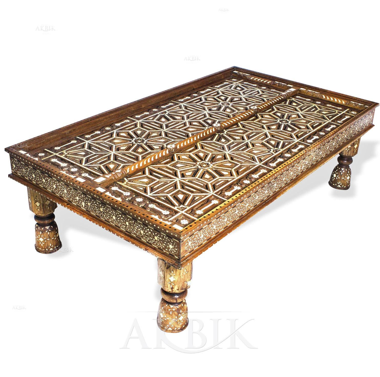 Moroccan Style Coffee Table Mosaic Coffee Table Coffee Table