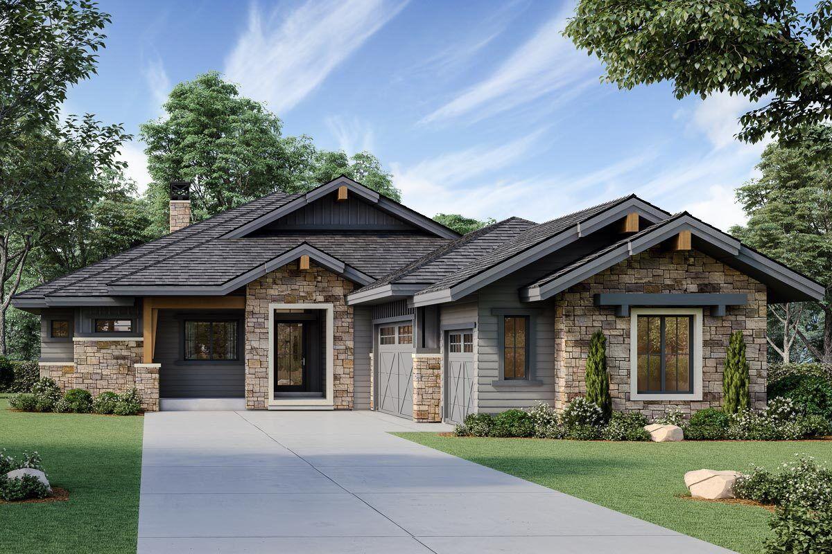 Plan 64508sc Exclusive Mountain Craftsman Plan With Indoor Outdoor Living Craftsman House Plan Craftsman House Plans Craftsman Style House Plans