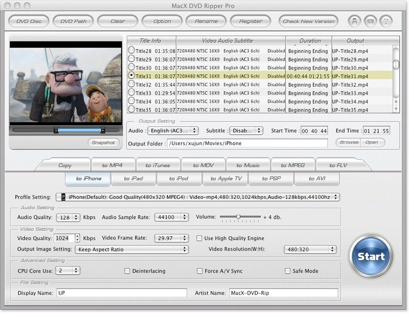 Ideal DVD to AVI Converter v2.0.1 Incl Keygen Serial Key