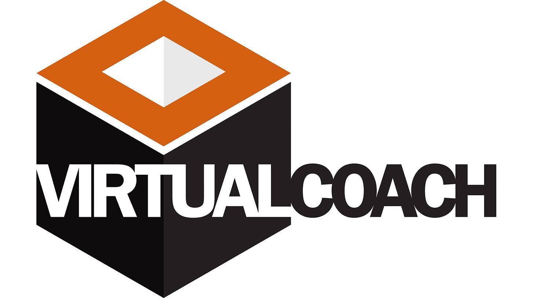 vc logo virtual coach pinterest logos