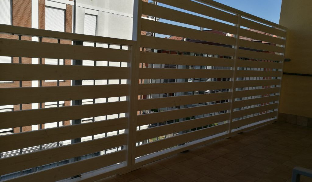 Teli Privacy Per Balconi Balcone With Teli Privacy Per
