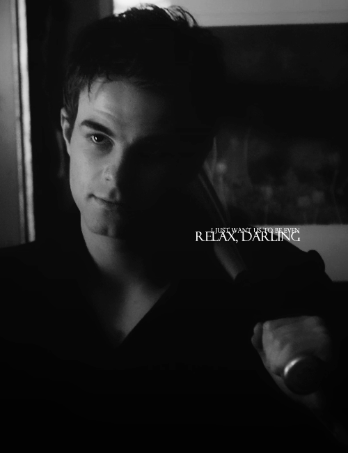Kol Mikaelson Relax Darling Nate Buzz Is A Kol Original In 2019