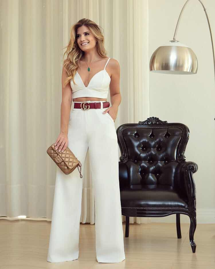 Photo of Outfit with Fashion Palazzo Pants – Fashion & Style