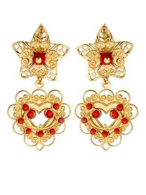 Isabel Marant Flower drop earrings L9zAQji