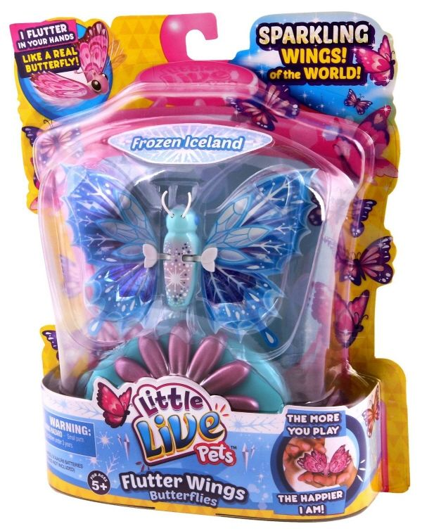Little Live Pets Butterfly Starter Pack Review All Best Toys