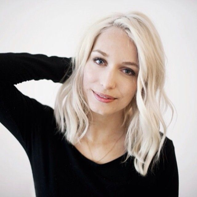 .@Yara Wilson Michels | Things to know if you're considering platinum hair, now on the blog! #hair | Webstagram