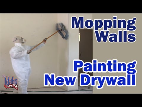 Pin By Mel Tuning On House Painting In 2020 Wall Board Drywall New Construction