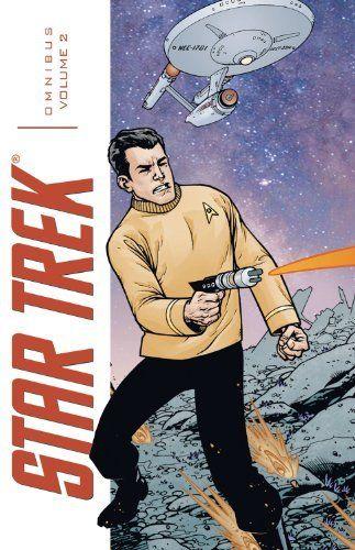 Star Trek Omnibus Volume 2: The Early Voyages by Dan Abnett. $24.99. Publication: July 14, 2009. Series - Star Trek Omnibus (Book 2). Author: Dan Abnett. Publisher: IDW Publishing (July 14, 2009)