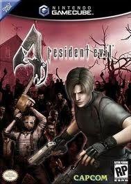 Resident Evil 4 Gamecube Game Gamecube Games Resident Evil 4