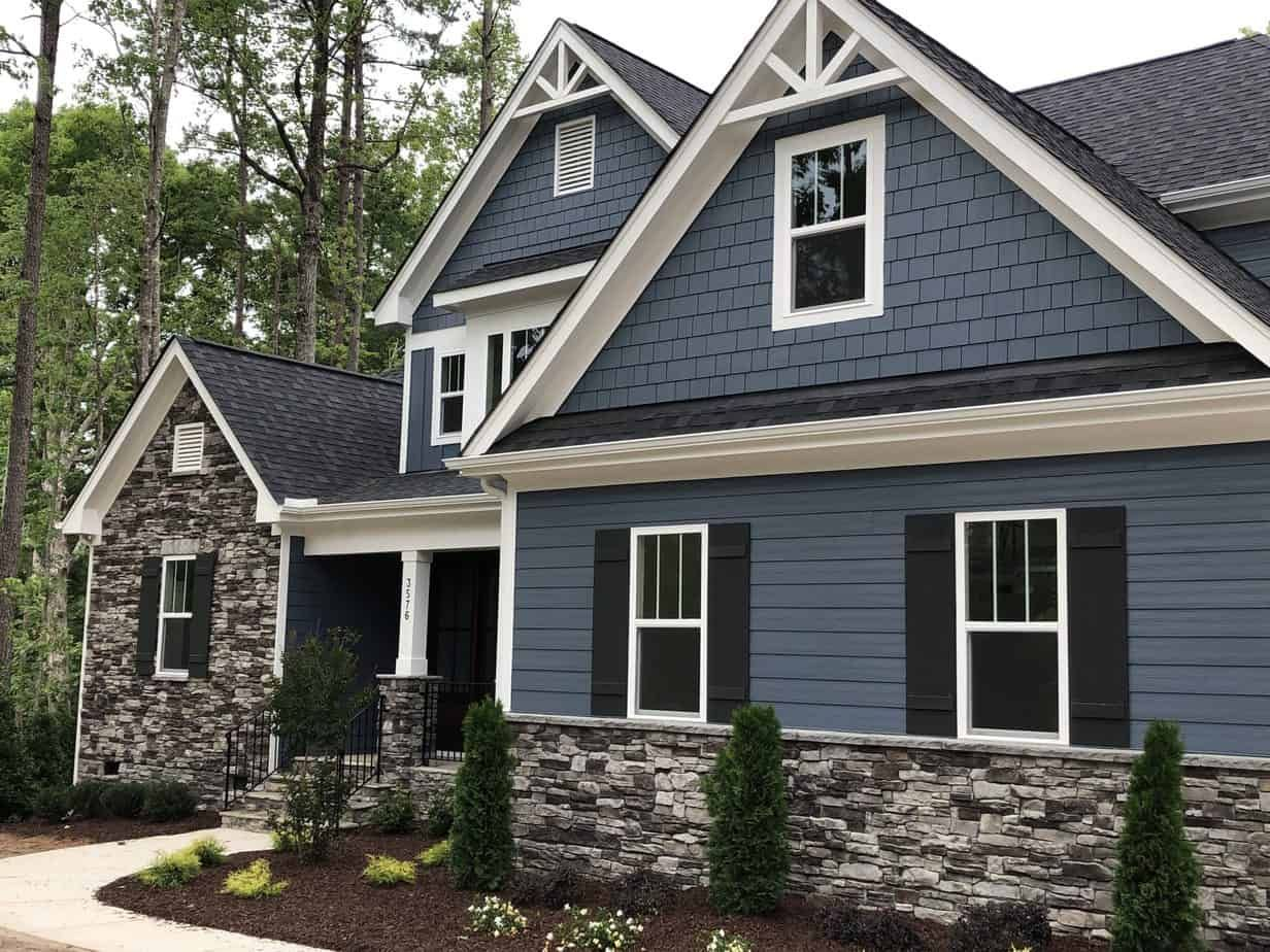 best exterior paint trends 2021 blue grey color house in on paint color trends 2021 id=56749