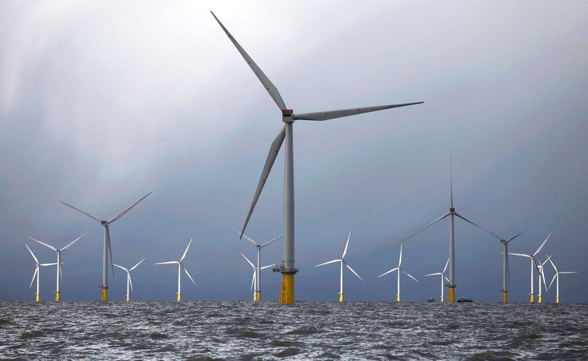 U.K. Set to Open 25 Billion Contest for Offshore Wind