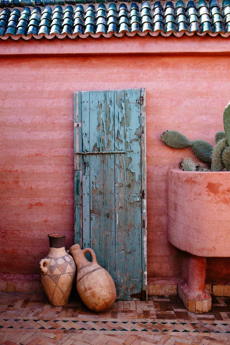 Riad Jardin Secret - Marrakech — Alina Rose Mendoz