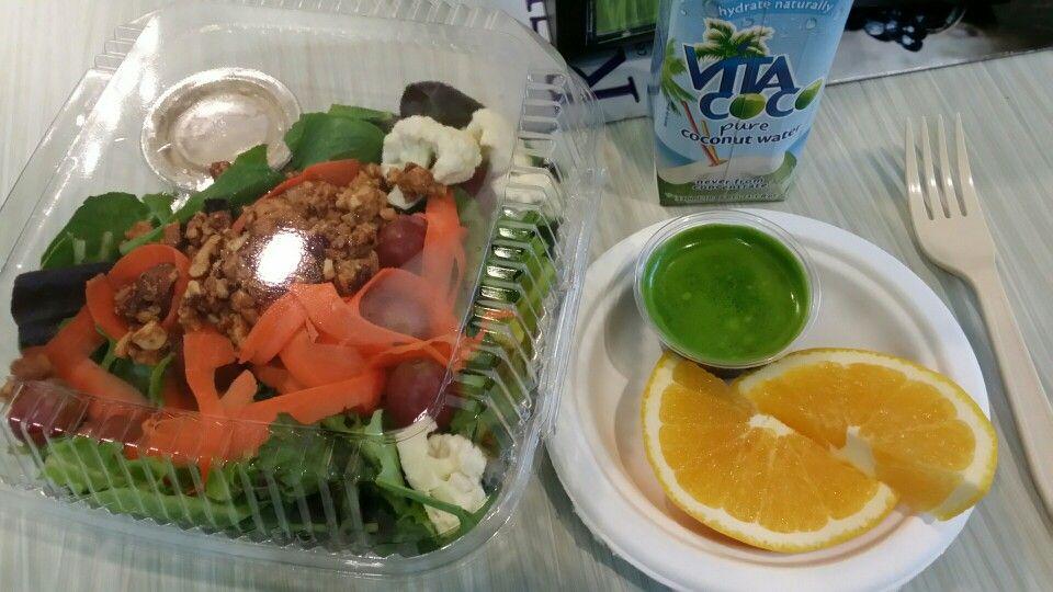 Fresh cafe market ymca fresh food cobb salad