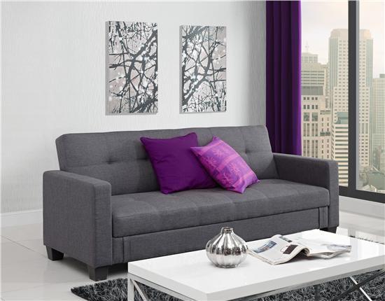 Captivating DHP Furniture | Leighton Storage Futon @ Target $375 No Reviews On Wayfair. Com Or