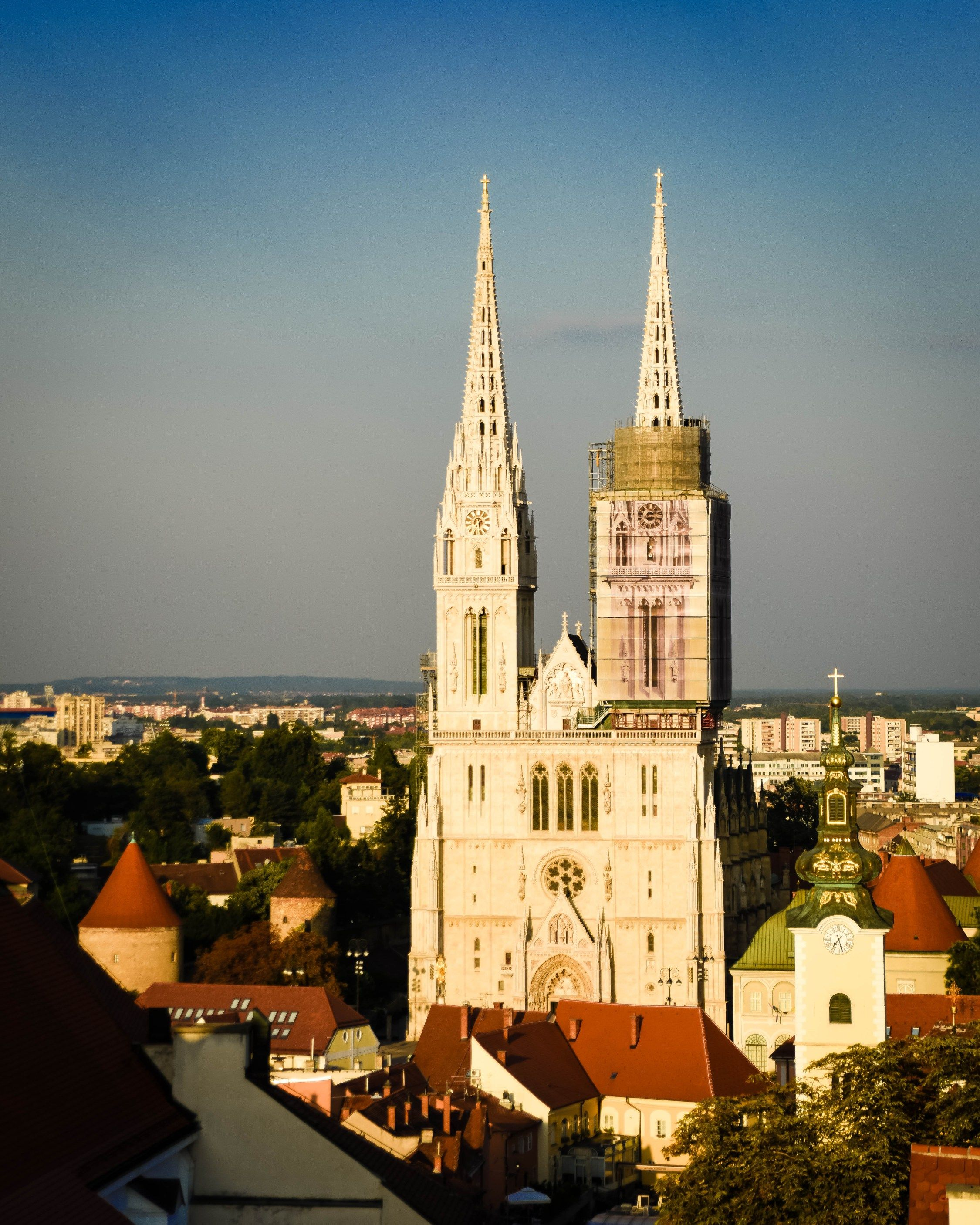 10 Gorgeous Historic Places In Zagreb Croatia History Fangirl In 2020 Zagreb Croatia Croatia Travel