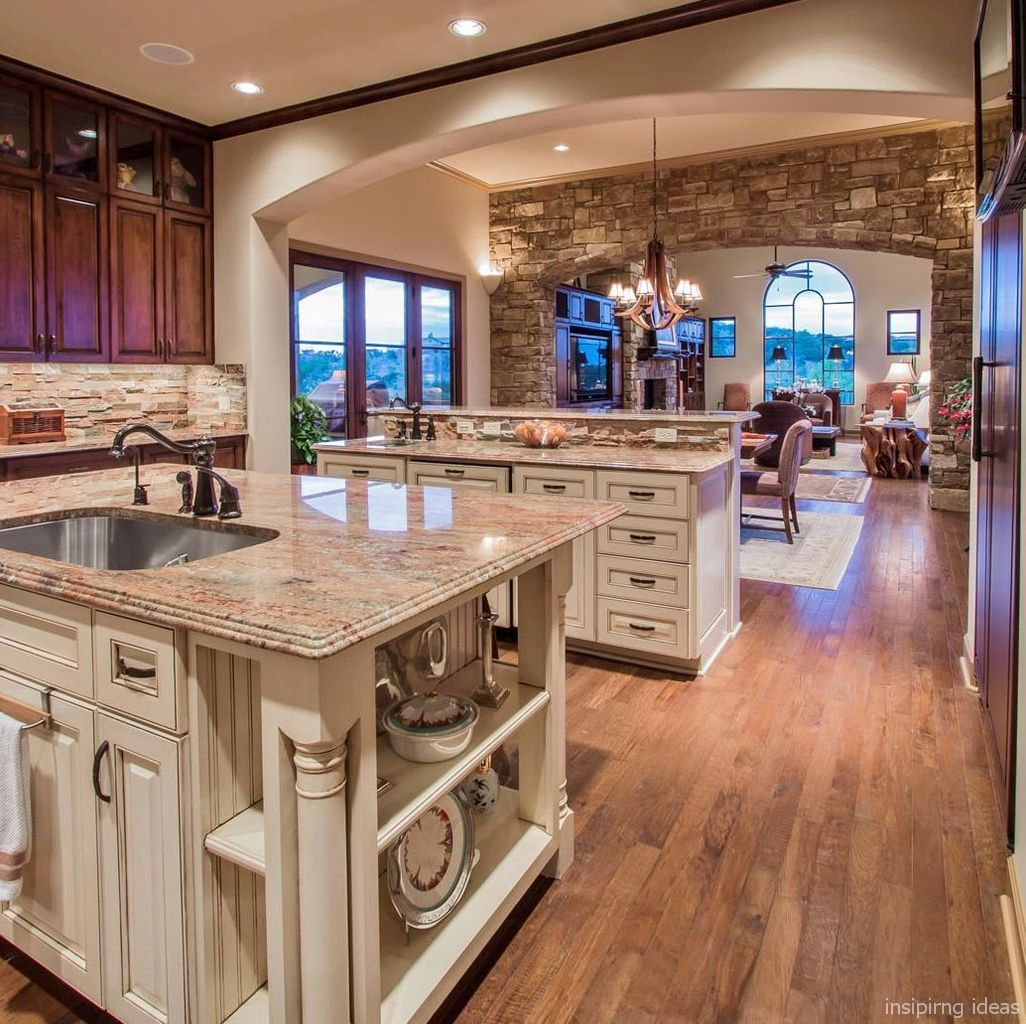 Room A Holic All Inspiring Ideas Are Here Open Floor House Plans Modern Floor Plans Dream House Ideas Kitchens