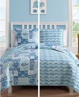 20+ Coastal Bedding Sets For Beach Themed Bedroom #coastalbedrooms