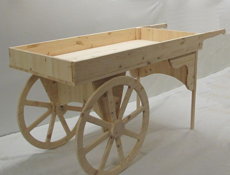 Image Result For Wooden Candy Cart Plans